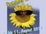 Sommer zu Haus 2019 / 05.08. - 11.08.2019