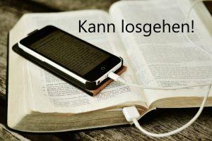 Read more about the article Neuer Konfijahrgang – kann losgehen!