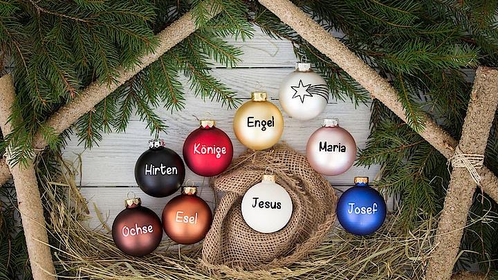 die Weihnachtsgeschichte -vorgetragen von Mitgliedern der Trinitatisgemeinde-