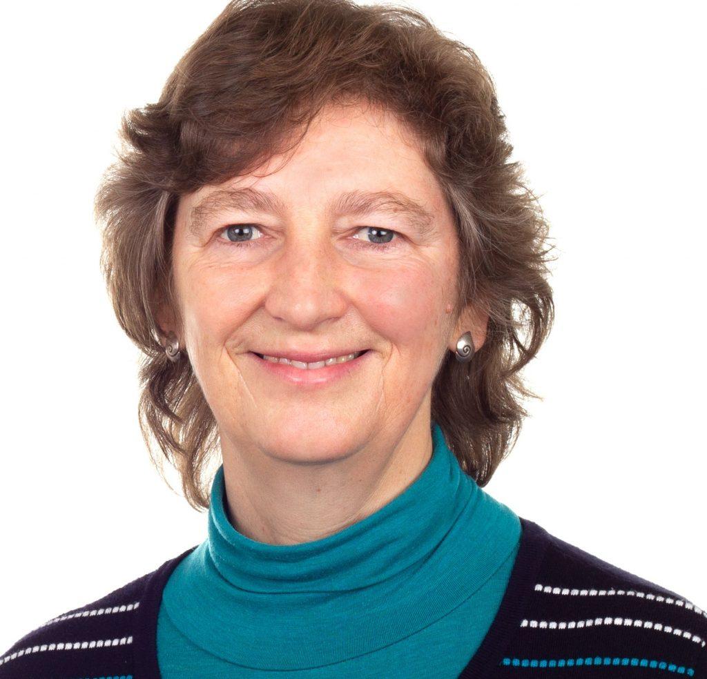 Diakonin Birgit Schmidt