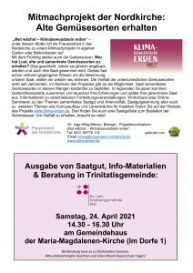 Read more about the article Mit Kompost den Klimawandel stoppen / 24.April / Gemeindehaus MM