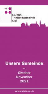 Read more about the article Der Gemeindebrief Oktober-November 2021 online